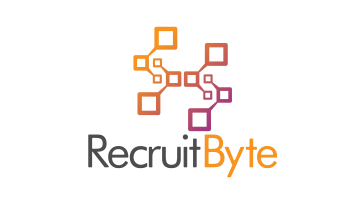 Logo for Recruitbyte.com