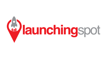 Logo for Launchingspot.com