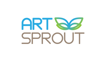 Logo for Artsprout.com