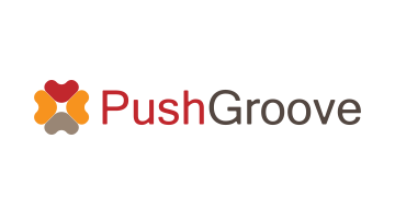 Logo for Pushgroove.com