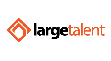 Logo for Largetalent.com
