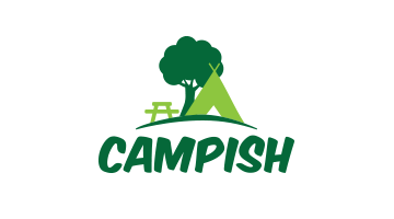 Logo for Campish.com