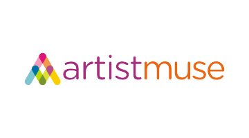 Logo for Artistmuse.com
