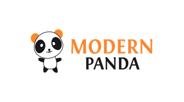 Logo for Modernpanda.com