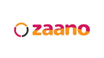 Logo for Zaano.com