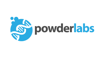 Logo for Powderlabs.com