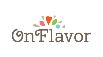 Logo for Onflavor.com