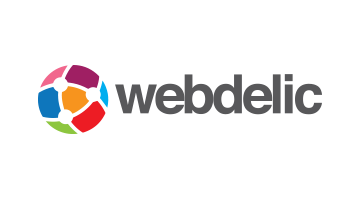 Logo for Webdelic.com