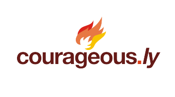 Logo for Courageous.ly