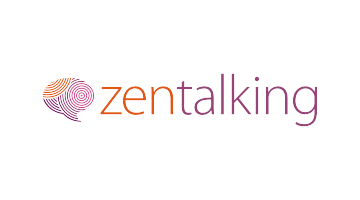 Logo for Zentalking.com