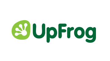 Logo for Upfrog.com