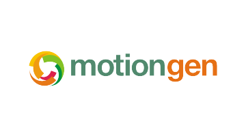 Logo for Motiongen.com