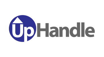 Logo for Uphandle.com
