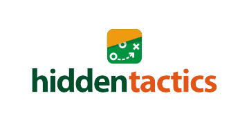 Logo for Hiddentactics.com