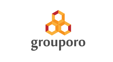 Logo for Grouporo.com