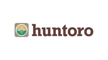 Logo for Huntoro.com