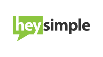 Logo for Heysimple.com
