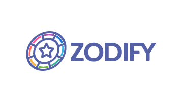Logo for Zodify.com