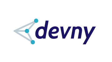 Logo for Devny.com