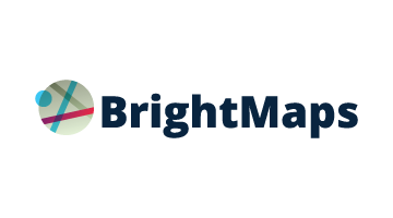 Logo for Brightmaps.com