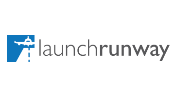 Logo for Launchrunway.com