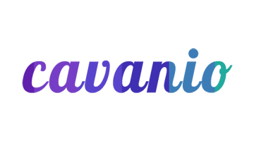 Logo for Cavanio.com