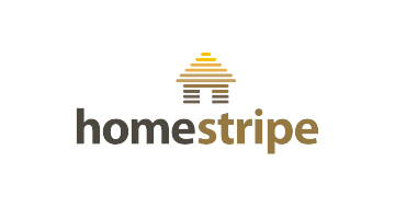 Logo for Homestripe.com