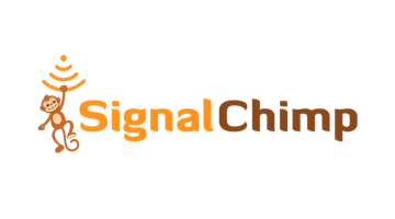 Logo for Signalchimp.com