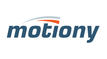 Logo for Motiony.com
