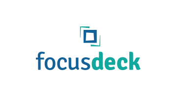 Logo for Focusdeck.com