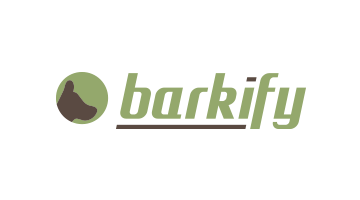 Logo for Barkify.com
