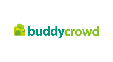 Logo for Buddycrowd.com