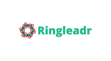 Logo for Ringleadr.com