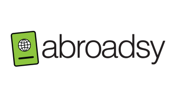 Logo for Abroadsy.com