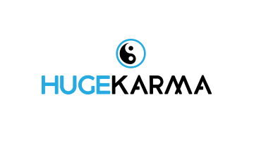 Logo for Hugekarma.com