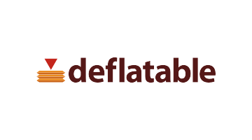 Logo for Deflatable.com