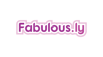 Logo for Fabulous.ly