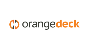 Logo for Orangedeck.com
