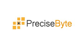 Logo for Precisebyte.com