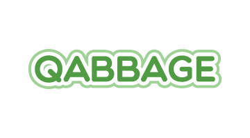 Logo for Qabbage.com
