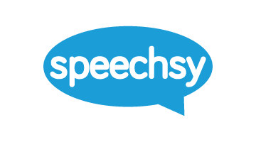 Logo for Speechsy.com