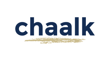 Logo for Chaalk.com