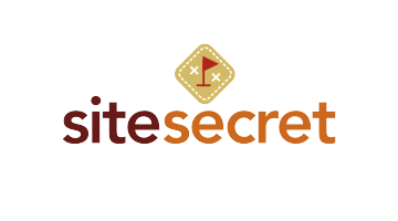 Logo for Sitesecret.com
