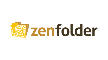 Logo for Zenfolder.com