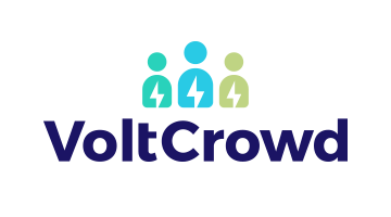 Logo for Voltcrowd.com
