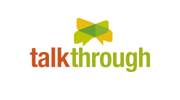 Logo for Talkthrough.com