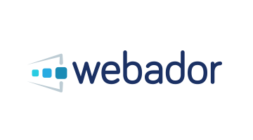 Logo for Webador.com