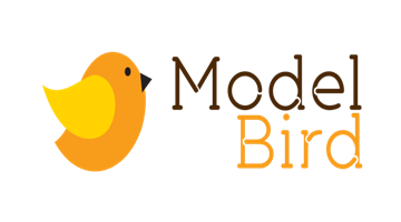 Logo for Modelbird.com