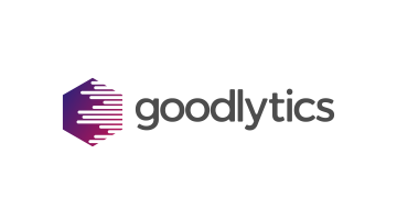 Logo for Goodlytics.com