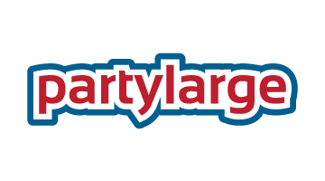 Logo for Partylarge.com